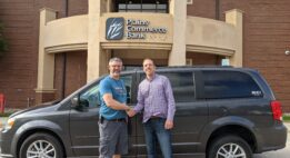 Jason Appel And Jeff Bass Game Plan 4 Hope Shake Hands by Van